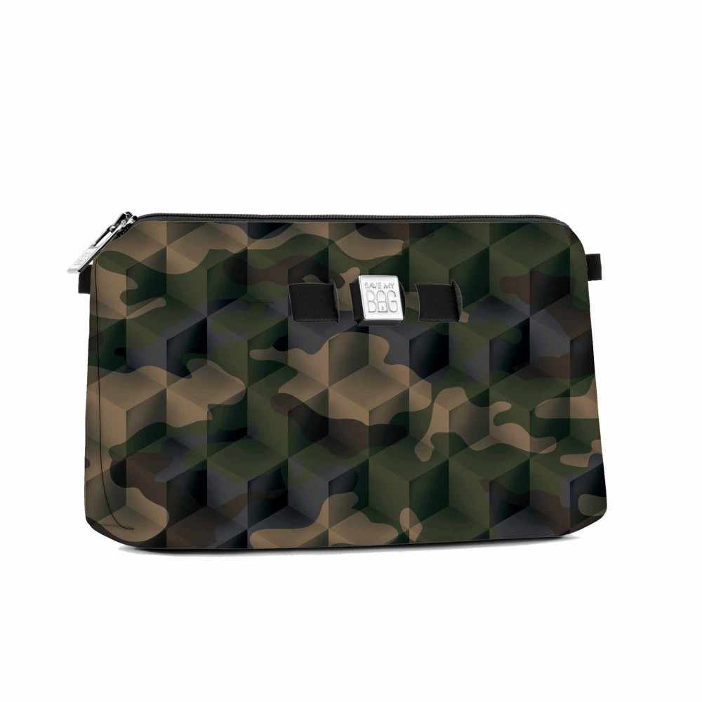 Camoufage Green/Pops 100%...