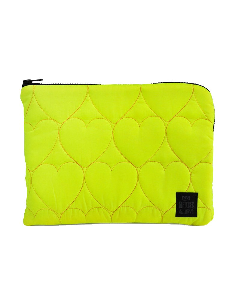 Hearts Neon Tablet Case